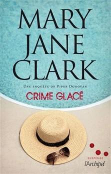 Crime glacé couv