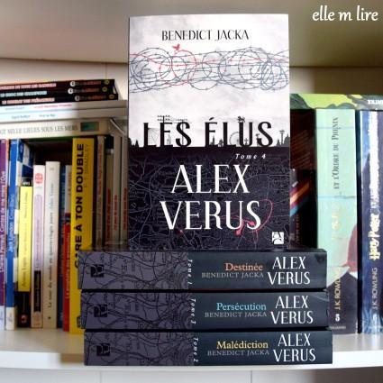 Alex Verus 4