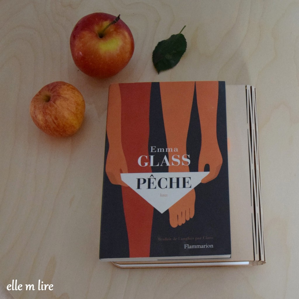 Pêche, Emma Glass Editions Flammarion, 2018 Traduction de l'anglais : Caro